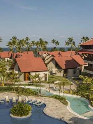 Oka Beach Residence - Bangalôs