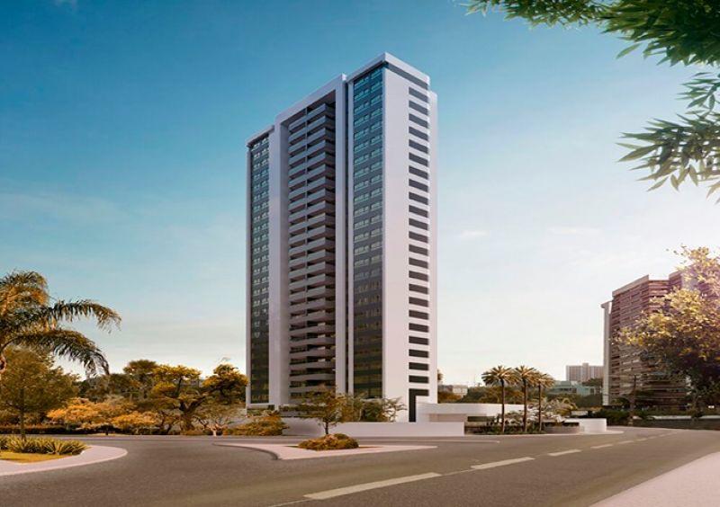 Hilson Macedo - apartamento Casa Forte - 4 quartos - Eduardo Feitosa