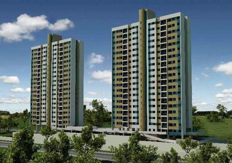 Praça das Sequóias - apartamento Iputinga - 2 quartos - Eduardo Feitosa