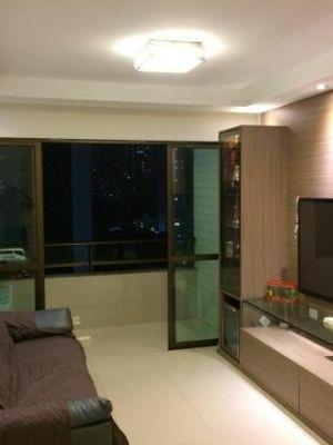 Apartamento venda com 69 metros com 3 quartos 1 vaga - Torre - Recife - PE