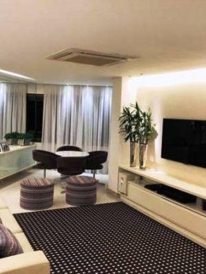 Apartamento Venda com 123 metros quadrados com 3 quartos sendo 2 suítes com 3 vagas em Casa Amarela