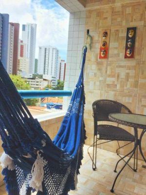 Apartamento Venda com 74 metros quadrados com 3 quartos com 1 vaga no rosarinho - Recife - PE