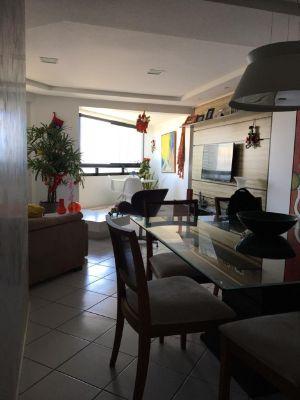Apartamento Venda com 128 metros quadrados com 4 quartos com 2 vagas em Boa Viagem - Recife - PE