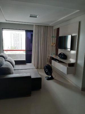 Apartamento Venda com 96 metros quadrados com 3 quartos com 2 vagas em Piedade - Jaboatão - PE