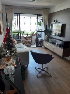 Apartamento Venda com 90 metros quadrados com 3 quartos com 2 vagas na Torre - Recife - PE