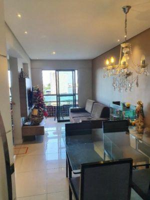 Apartamento Venda com 56 metros quadrados com 2 quartos com 1 vaga no Pradro - Recife - PE