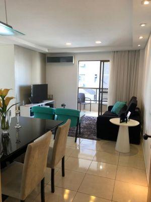 Apartamento Venda com 82 metros quadrados com 3 quartos com 2 vagas em Boa viagem - Recife - PE