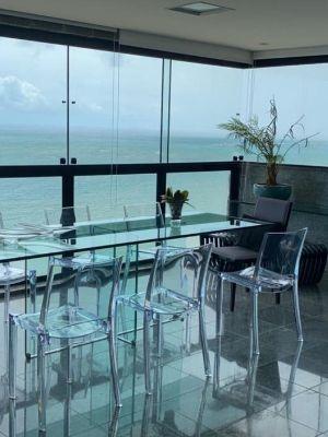 Apartamento Venda com 390 metros quadrados com 4 suítes 4 vgs em Piedade - Jaboatão - PE